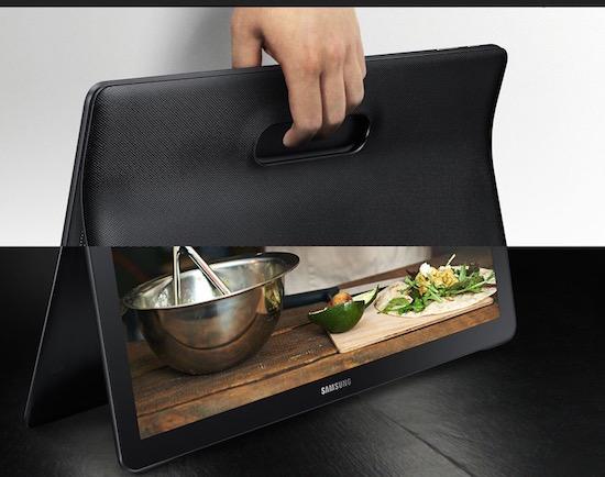 Samsung Galaxy View: een tablet van 18,4 inch
