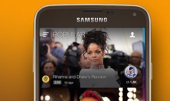 Samsung stopt met videodienst die niemand gebruikt