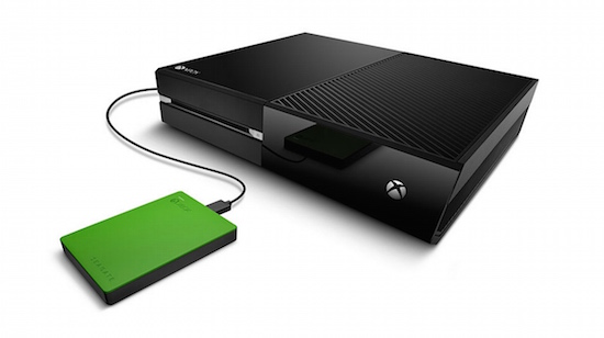 Sony en Microsoft komen met externe harde schijf voor Xbox