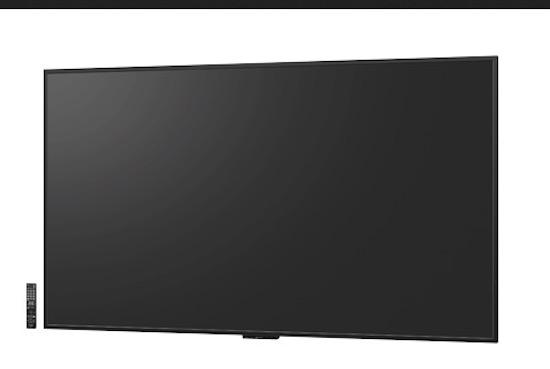 8k televisie van Sharp kopen? Dat is dan €118.000