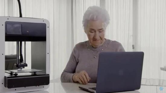 Skriware printer