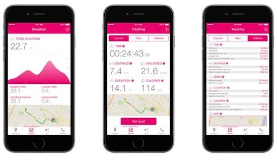 SmartHalo: de gadget die van je fiets een slimme fiets maakt