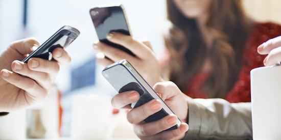5 tips om minder tijd aan je telefoon te spenderen