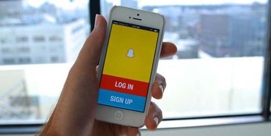 Snapchat slaat andere weg in met fotochatapp