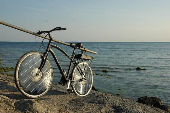 de solar bike