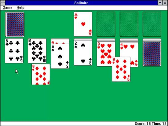 Solitaire 3.1