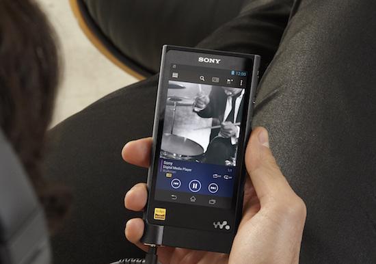 Super-Walkman van Sony met Hi-Res Audio kost €1200