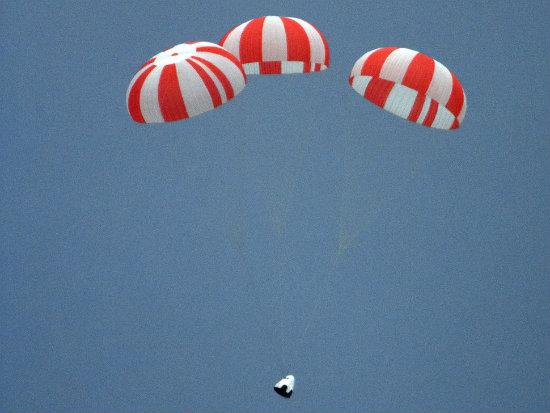 Elon Musk valt uit de lucht