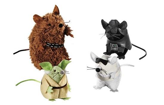 Star Wars Huisdierenspeeltjes