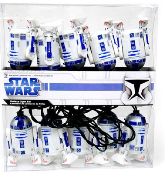 Star Wars Kerstverlichting