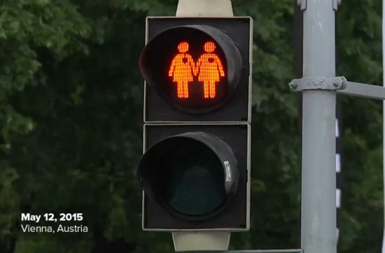 Stoplichten Wenen