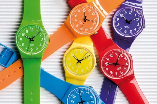 Swatch: 'Apple Watch is niets meer dan een speeltje'