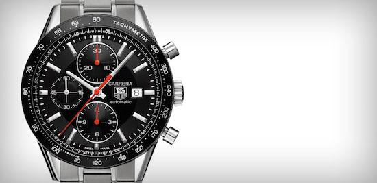 Tag Heuer komt met luxe smartwatch