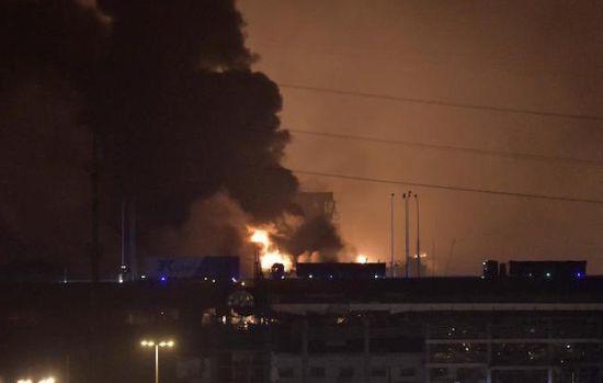 Tianjin explosie