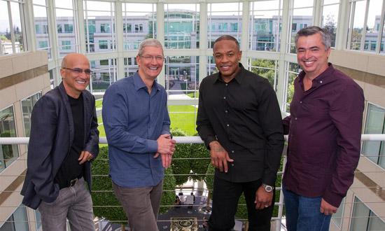 Apple in de knel: nog geen deals met grote platenlabels