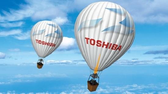 Toshiba Ballon