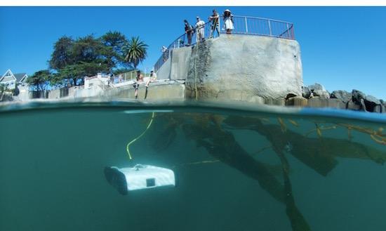 De Trident onderwaterdrone is nu al een succes