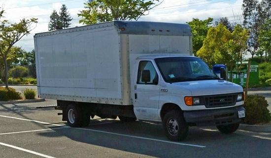 Truck Google