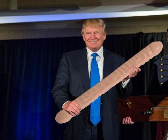 Trump Dildo