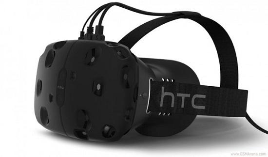 Vive VR-headset