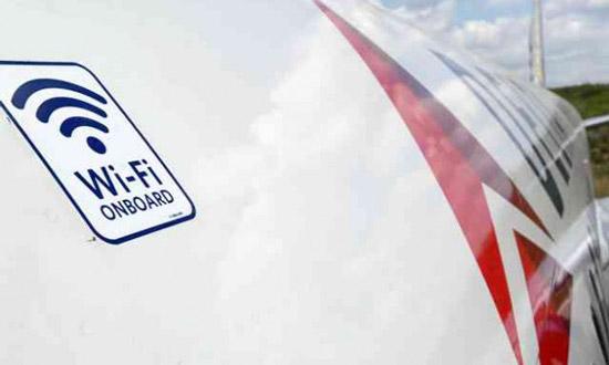 Eindelijk: ook wifi in het vliegtuig tijdens korte vluchten