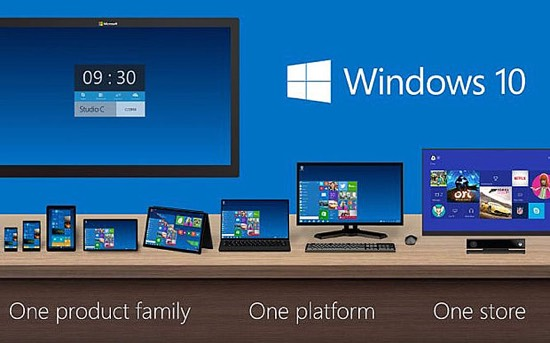 Windows 10 heeft Apple OSX al ingehaald in Nederland