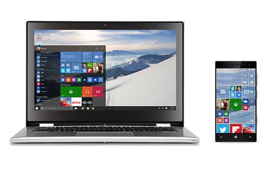 Windows 10 wordt niét geleverd op installatie-DVD