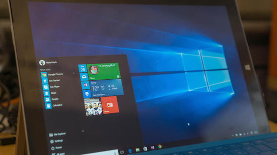 Windows 10 komt met update