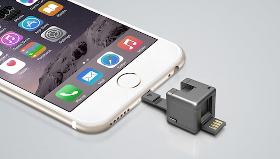 Deze kleine kubus kan voorkomen dat je telefoon sterft. En meer