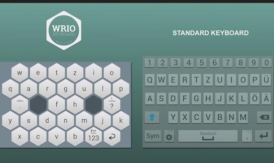 Met dit keyboard gaat iedereen sneller typen