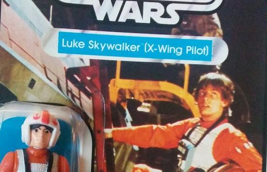 Beste kerstkado ooit: vermiste Luke Skywalker-pop uit 1982