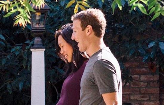 Zuckerberg en Chan