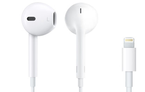 Airpods met lightning
