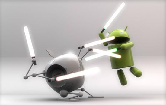 Android vs iOS gebruikers