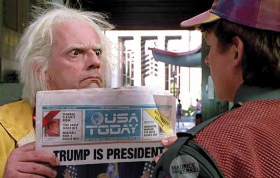 Trump go back