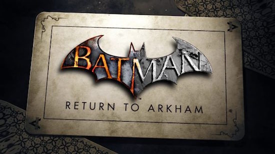 Batman: Return to Arkham releasedatum