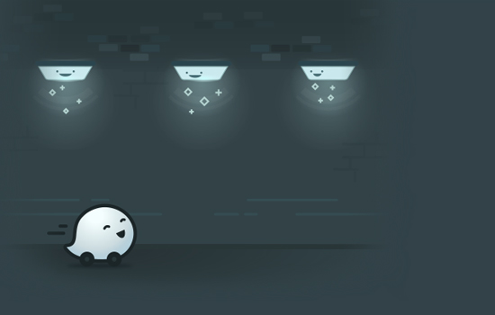 Zo wil Waze navigeren in tunnels