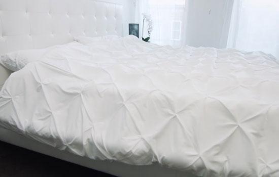 Dit bed maakt zichzelf op