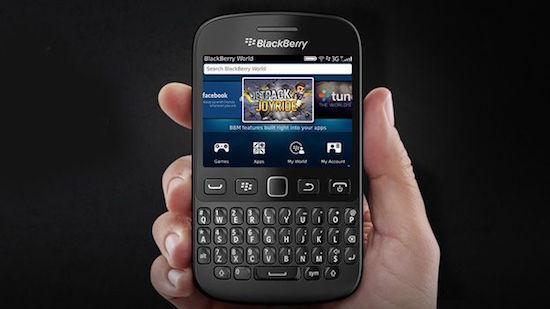 Blackberry 9720