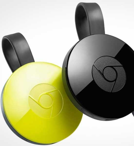 Google Chromecast: superhandig