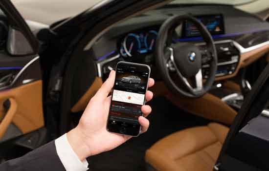 bmw 5 krijgt wireless apple carplay apparata. Black Bedroom Furniture Sets. Home Design Ideas