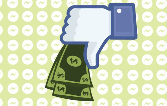 Facebook Pay wordt een enorme flop