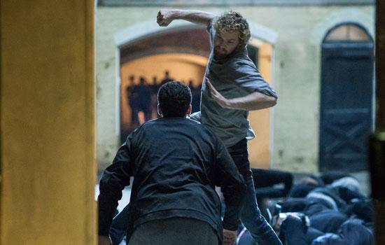 Iron Fist is vanaf 17 maart op Netflix te zien