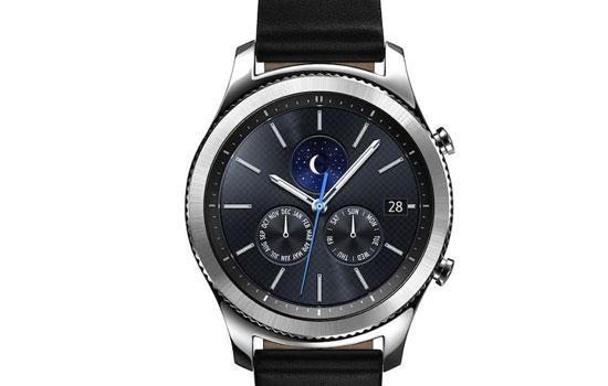 Samsung Gear S3 horloge