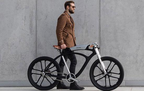 gruwelijke mooie e-bike