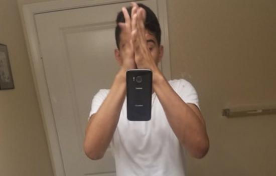 De high five selfie is nieuwste challenge op social media