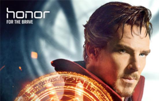 Honor werkt samen met Marvel