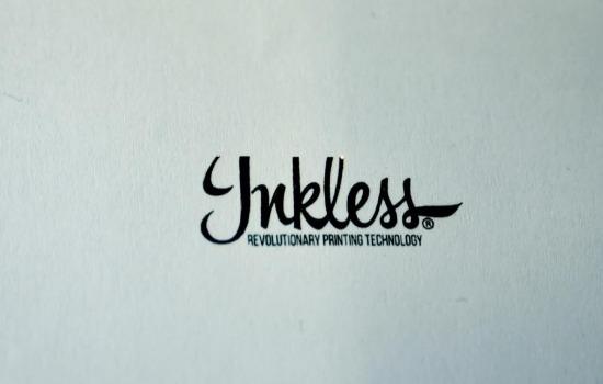 Inkless printer tu delft