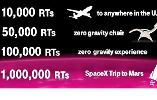 Win een reis naar Mars