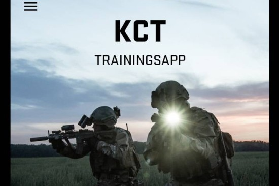 KCT trainingsapp